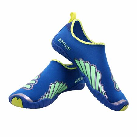 Aqua Shoes, Water Shoes,Fitenss Shoes- Wing Blue