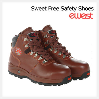Sweat Free Safety Shoes